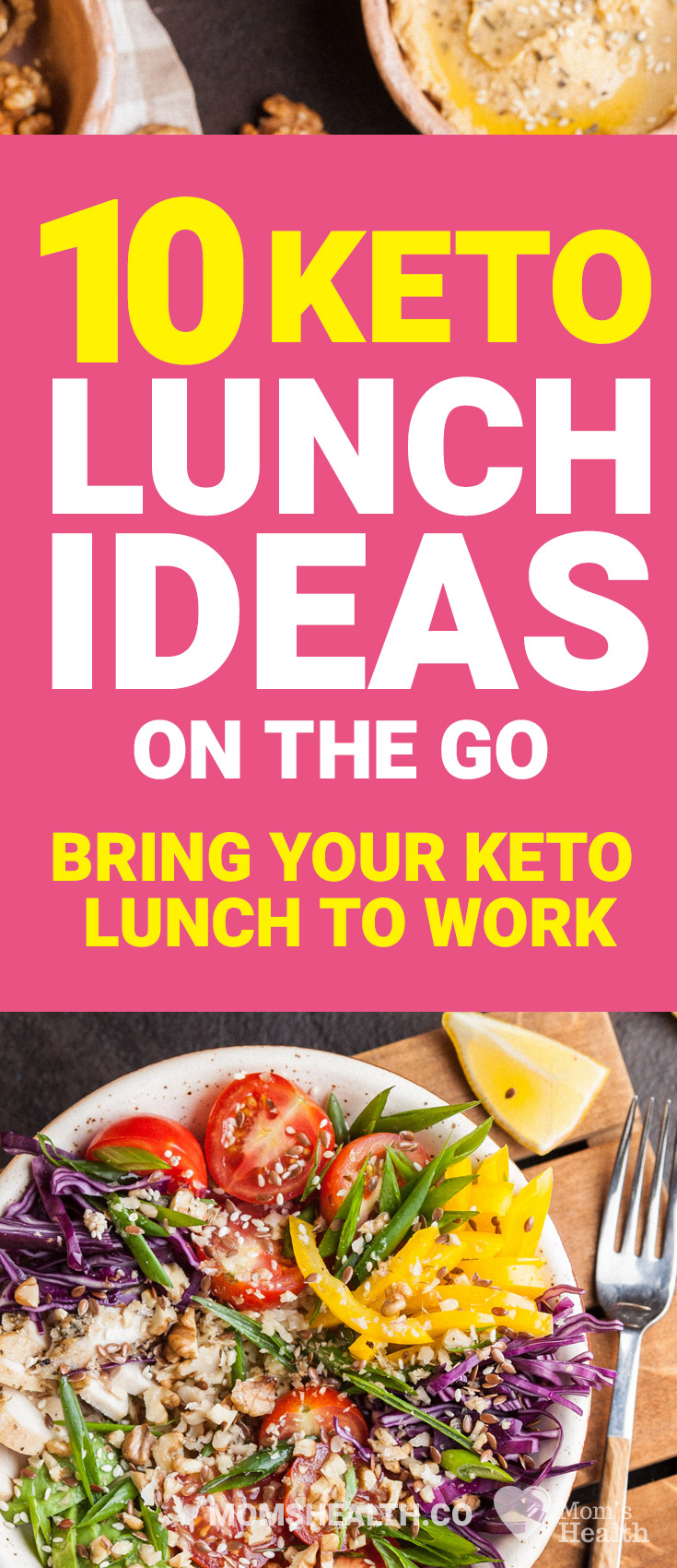 Best lunch options for work