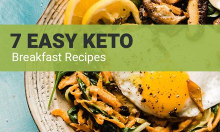 7 Easy Keto Breakfast Recipes That are Not Only Eggs!