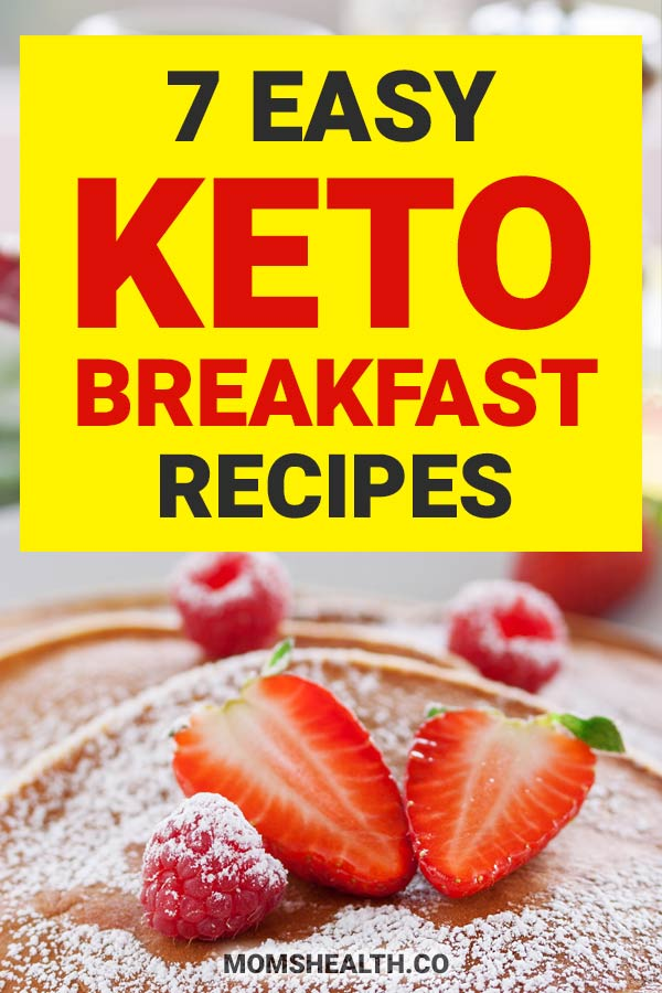 Keto breakfast is not a big challenge which requires you eating some exotic food. In fact, most of you already are used to have keto breakfasts. When you are trying to keep a ketogenic diet, Keto foods you eat must be high fat, medium protein, and low carb. This way you drive your body into Ketosis when it starts burning fat instead of carbs. Keto meals for breakfast. #keto #ketodiet