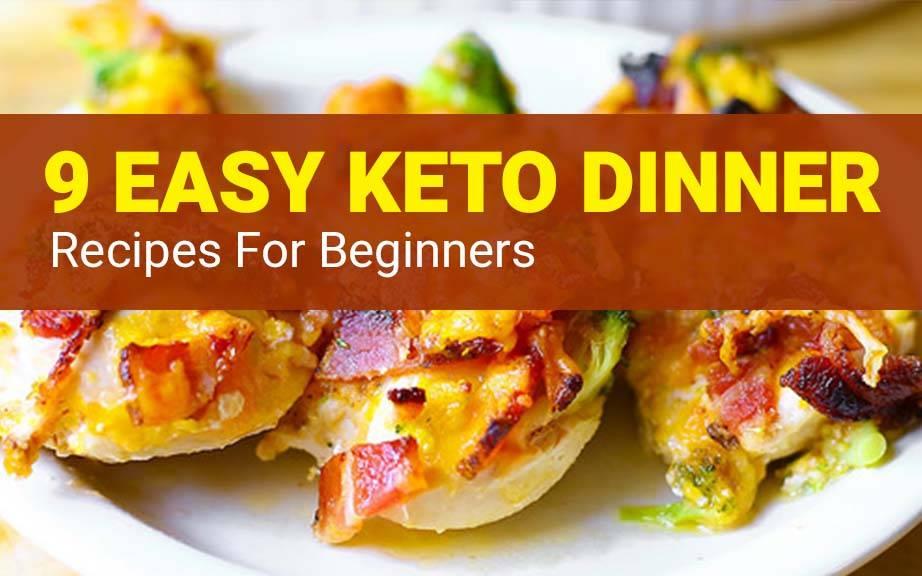 Keto dinner recipes 9 easy keto dinners for beginners for Easy cooking for beginners