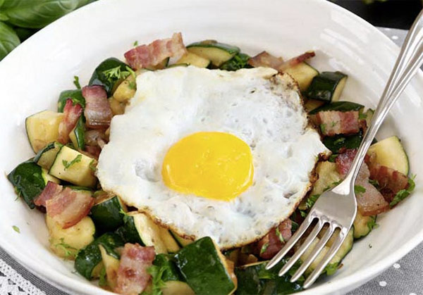 Keto Breakfast Hash