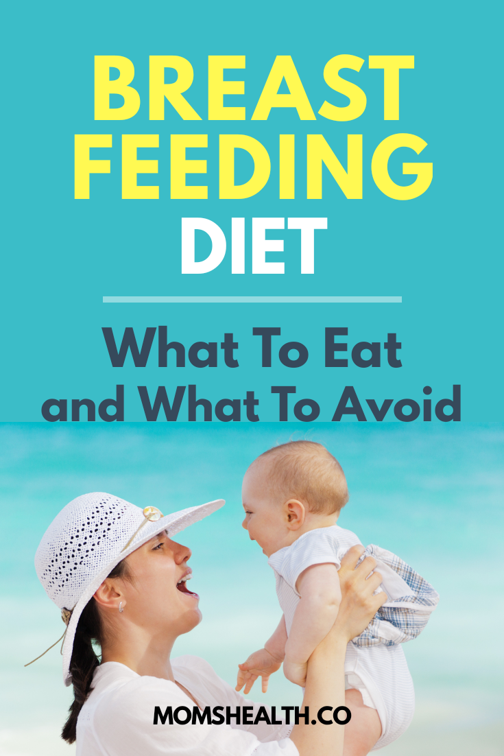 Can Foods You Eat Affect Breast Milk
