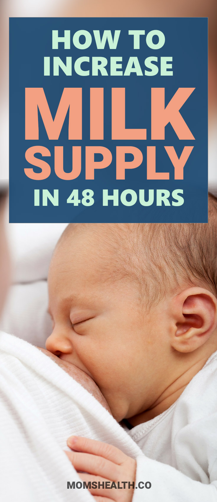 You probably have been struggling to increase your milk supply at least once as a breastfeeding mother. It's not the end of the world, you just need to mobilize your efforts and focus on a mission of increasing low milk supply in the next 48 hours. It's totally doable, and let me tell you what you need to do.