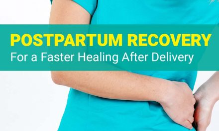 Postpartum Recovery: Make your Healing After Delivery Faster!