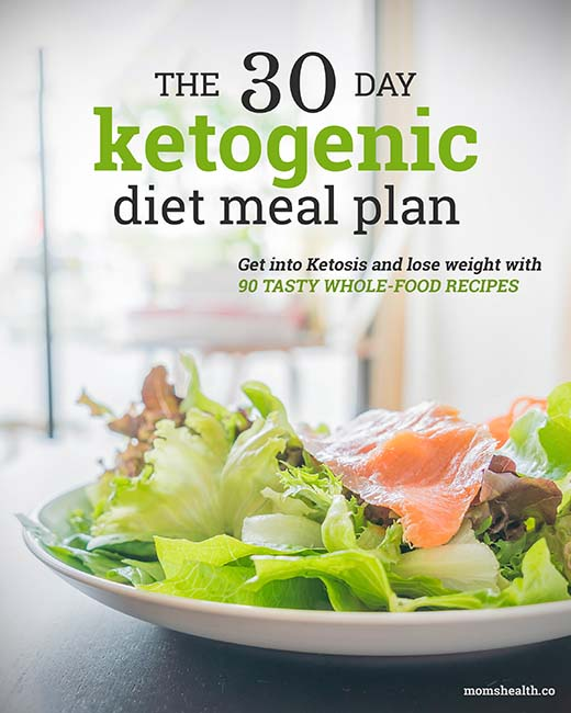30 Day Keto Diet Meal Plan Ebook Ketogenic Diet Made Easy