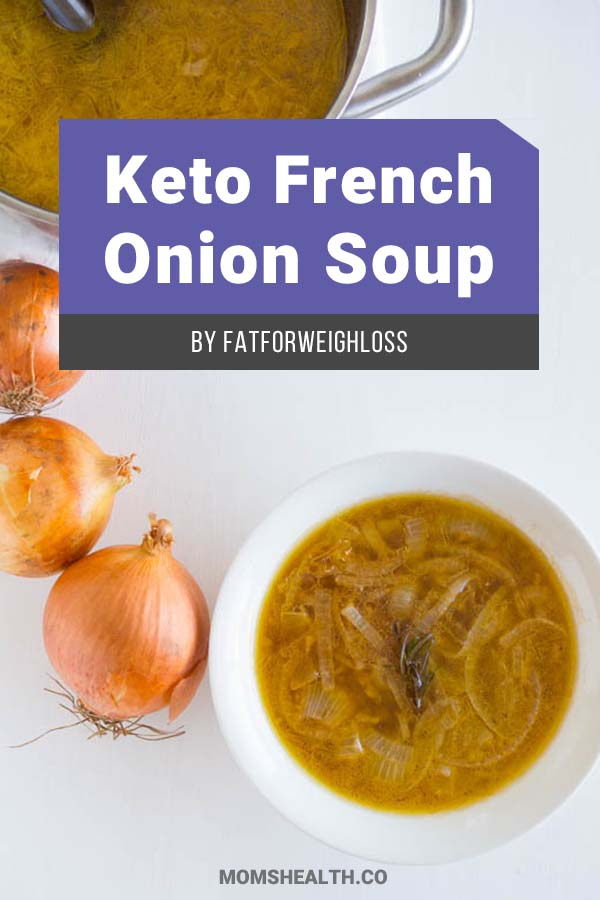 Keto French Onion Soup. Try these Keto soup recipes – which one is your favorite? Keto diet doesn't mean only eating meat and eggs, Ketogenic friendly soup recipes will match your Keto lunch or Keto dinner. Add these low carb soup recipes to your Keto meal plan!