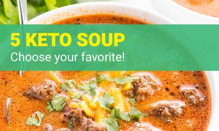 5 Delicious Keto Soup Recipes – Best for your Keto Meal Plan!