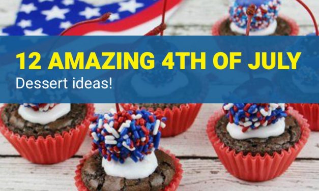 12 Amazing 4th July Desserts – Recipes for Party