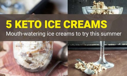 5 Mouth-Watering Keto Ice Cream Recipes to Try this Summer