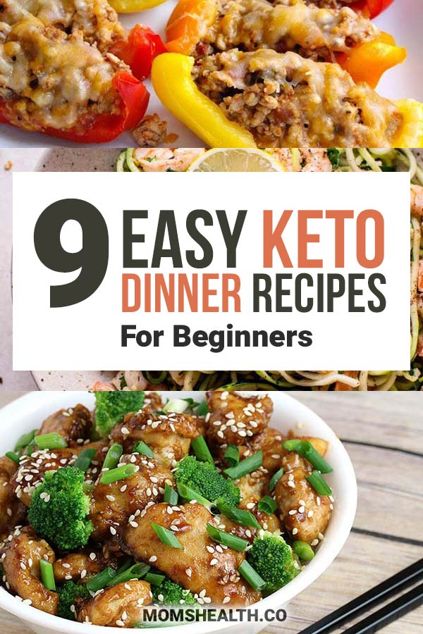 Keto Dinner Recipes – Easy Keto Dinners for Beginners. In this post, I have a great collection of easy Keto recipes for beginners - simple to cook and very quick. Healthy recipes for your Keto diet meal plan to start with Ketogenic diet. #keto #ketorecipes #diet #recipes #food #ketodiet #weightwatchers #lowcarb #lowcarbrecipes #dinner