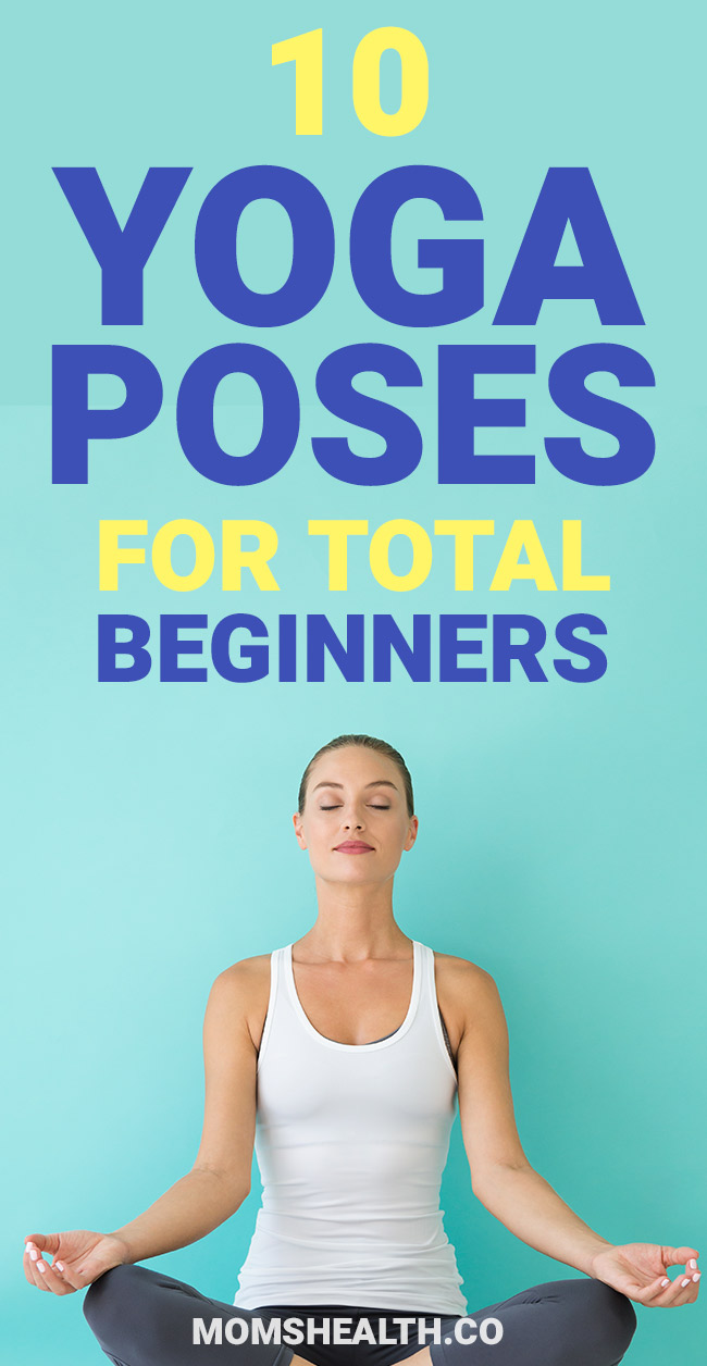 TOP-10 Yoga Poses for Beginners – master the most basic beginner yoga poses and get your body ready for more advanced practice! Check here yoga for beginners video instructions and learn to do these poses the right way. Starting with yoga poses for beginners will prepare you and prevent any injury risk.