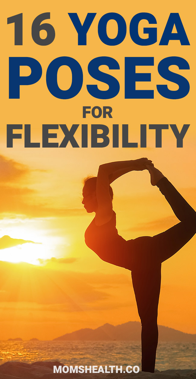 Yoga Poses for Flexibility - Master the Splits and Cobra Pose! Check here yoga for flexibility beginners poses and learn with the best yoga for flexibility video channels. Stretching your muscles is important to avoid injuries when you practice yoga, and to relieve stress and tension.