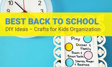 BEST Back to School DIY Ideas – Crafts for Kids