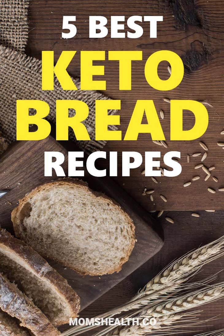 Try these best Keto bread recipes to keep your Ketosis and eat products you are used to. These easy and quick low carb bread recipes are ideal for Ketogenic diet and will help you stay in Ketosis without restricting your favorite food.