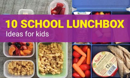 10 Great Back to School Lunch Box Ideas for Kids – Healthy and Fun Lunches!