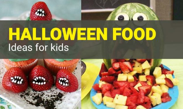 Halloween Food Ideas for Kids – Best Halloween Treats for Party