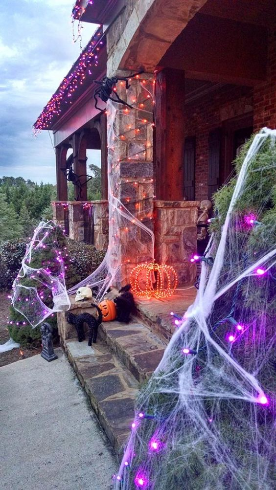 Diy Halloween Decorations For Outdoor Home Decor