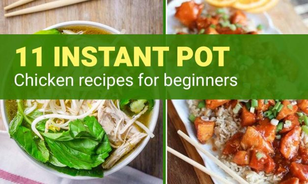 11 Instant Pot Chicken Recipes For Beginners