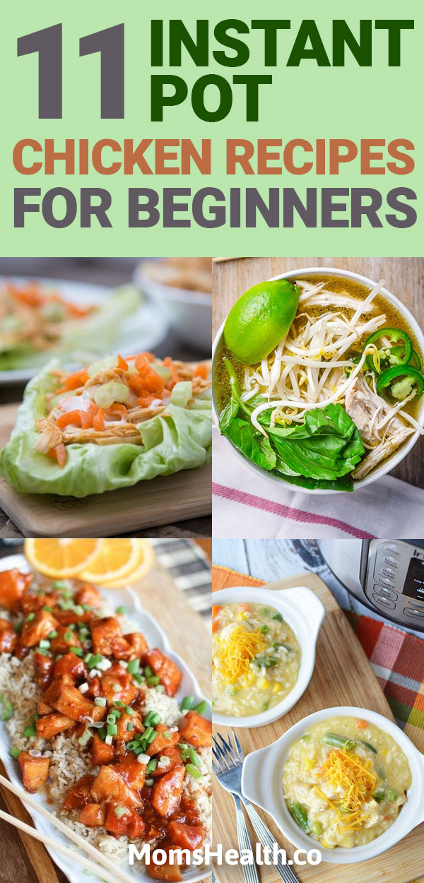 Get inspired by these eleven juicy, useful and dizzyingly delicious instant pot chicken recipes for beginners. A good pressure cooker may become your loyal friend and reliable assistant in creating incredibly delicious meals for you and your family.