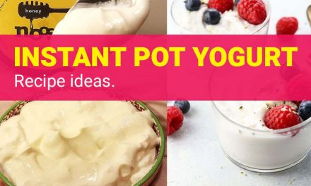 Instant Pot Yogurt Recipe Ideas – How to Make Yogurt in the Instant Pot