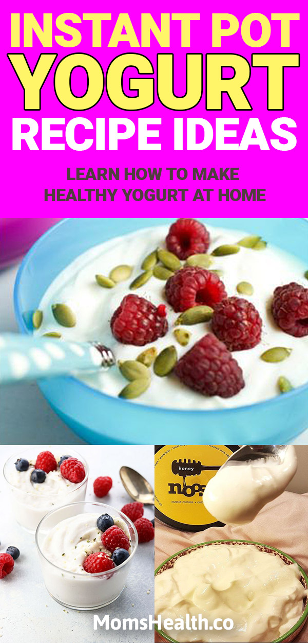 How To Make Yogurt In the Instant Pot? Get the best instant pot yogurt recipe ideas and easy to follow six steps for a home-made healthy yogurt. You will find French and Greek instant pot yogurt recipes and great options for vegetarian and vegan yogurt recipes.