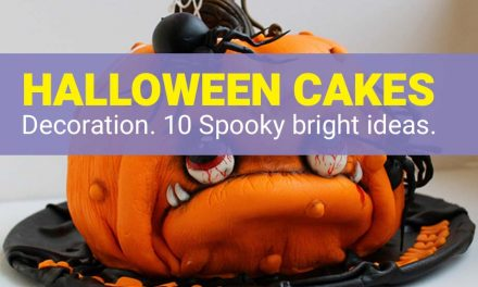 Halloween Cakes Decoration – 10 Spooky Bright Ideas