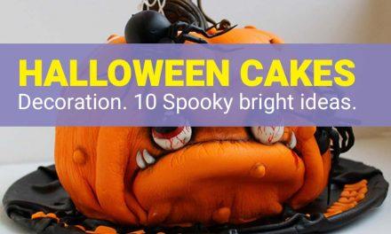Halloween Cakes Decoration – 10 Spooky Bright Ideas