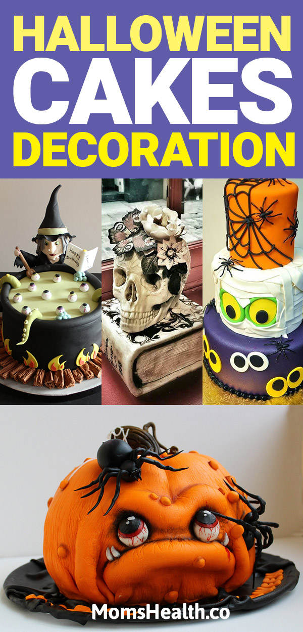 Get the most inspiring easy Halloween cakes DIY Ideas - the best scary DIY Halloween Desserts for kids and adults to surprise everyone on your Halloween party. Amazing, creepy and spooky, unique Halloween cakes decorating ideas to try this year!
