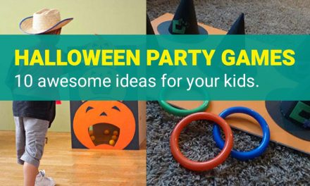 Halloween Party Games – 10 Awesome Ideas for Your Kids