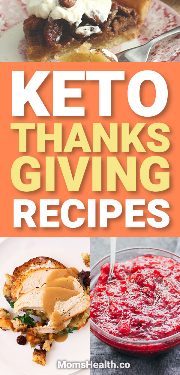 Easily combine a joyful Thanksgiving and Keto diet with these 9 great Keto Thanksgiving recipes! Have a tasty low carb family dinner or lunch and keep your body in Ketosis.