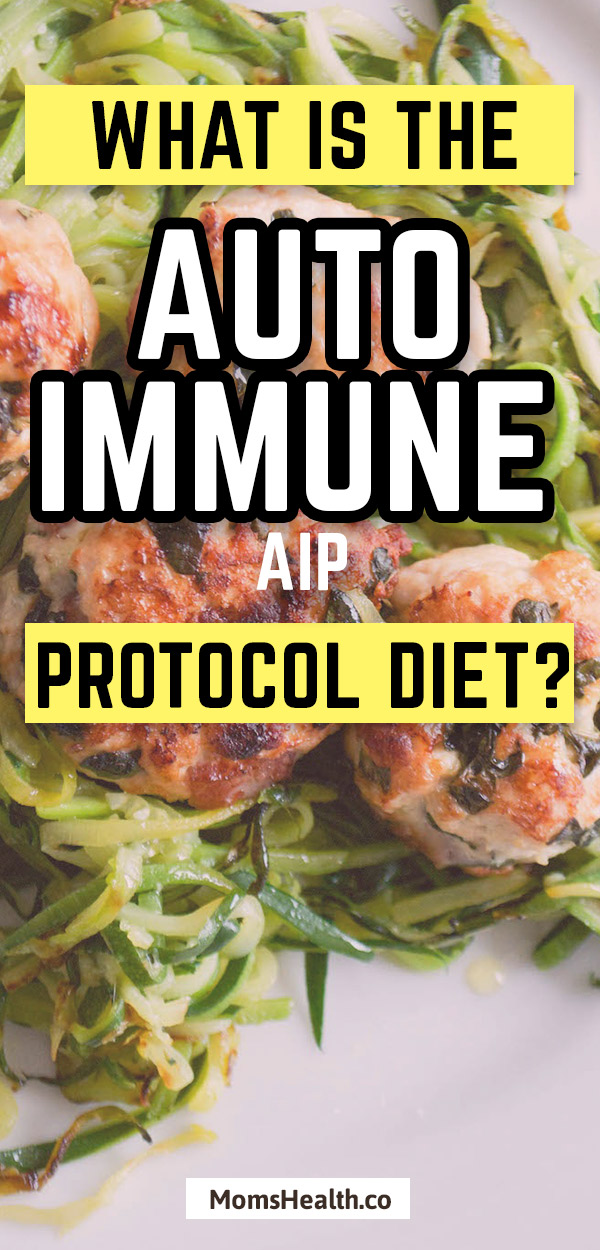 What Is the Autoimmune Protocol (AIP) Diet? The best AIP recipes. Autoimmune protocol diet recipes to try. - MomsHealth.co Health | Food | Weight Loss. #autoimmune #aip #autoimmuneprotocol #diet #food #recipes