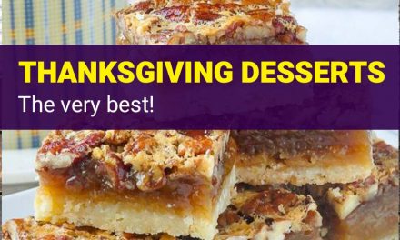 The Very Best Thanksgiving Desserts – Easy Healthy Impressive Recipes