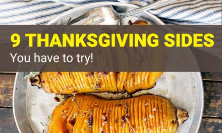 Thanksgiving Sides – 9 Best Healthy Make-Ahead Recipes