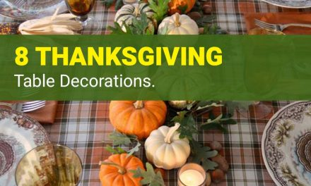 Thanksgiving Centerpieces – Unique and Easy Fall Decorations