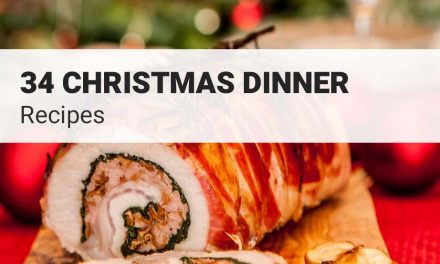 Christmas Dinner Recipes – 34 Best Ideas for Christmas Party