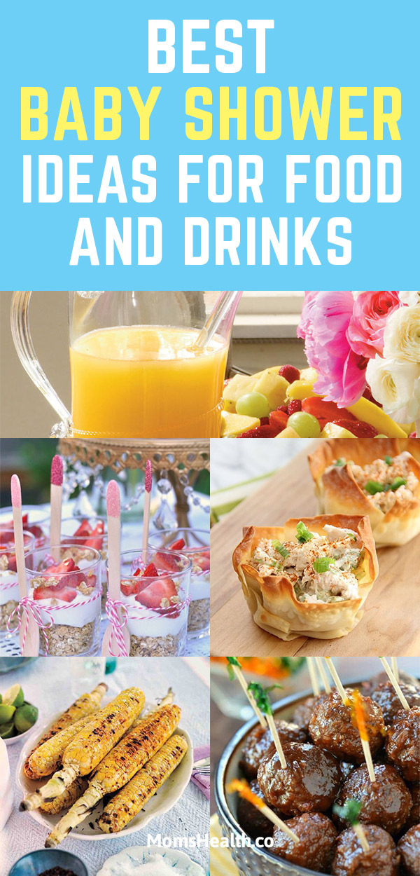 Baby Shower Ideas For Food & Drinks - Baby Shower Checklist. Are you looking for some the best baby shower ideas for food and drinks - you are in the right page! Also get a baby shower checklist so you can plan it! #baby #babyshowerfood #food #party #drinks #foodideas