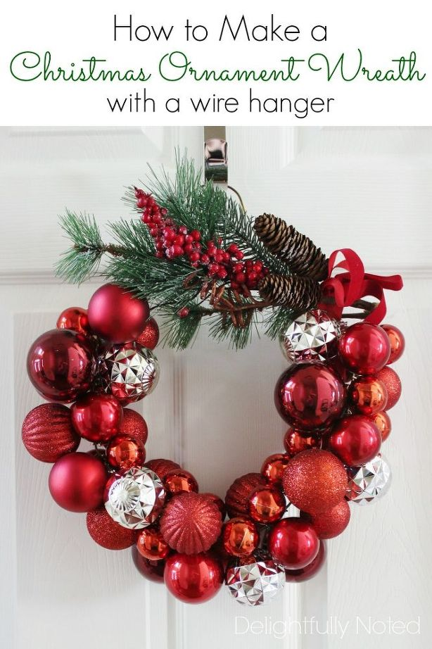 DIY Christmas Decorations & Crafts - Xmas Ideas for The Home. Are you looking for the best DIY Christmas Decoration ideas and crafts to try in your home this year? You'll find here easy and cheap Xmas decor ideas! #diy #christmas #christmasdecorations #xmas #xmastreedecorations #christmastree #decor #homedecor #decoration