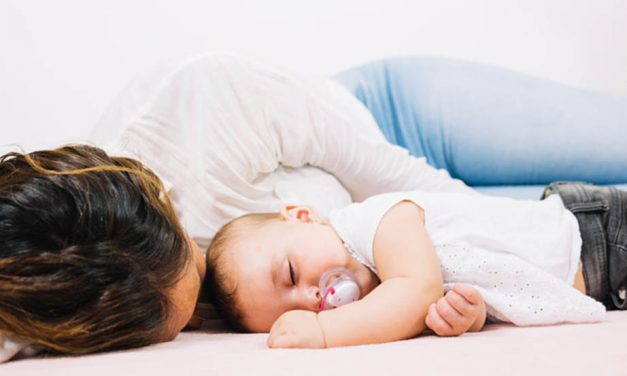 Can Your Baby Sleep On Stomach? Is It Safe?