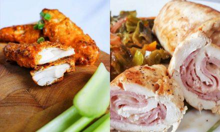 21 Easy Keto Chicken Recipes – Best Keto Diet Meals with Chicken