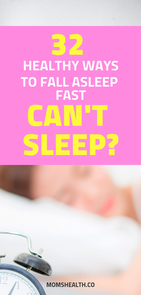 How to Fall Asleep Quickly - Say No to Insomnia Forever! - MomsHealth co