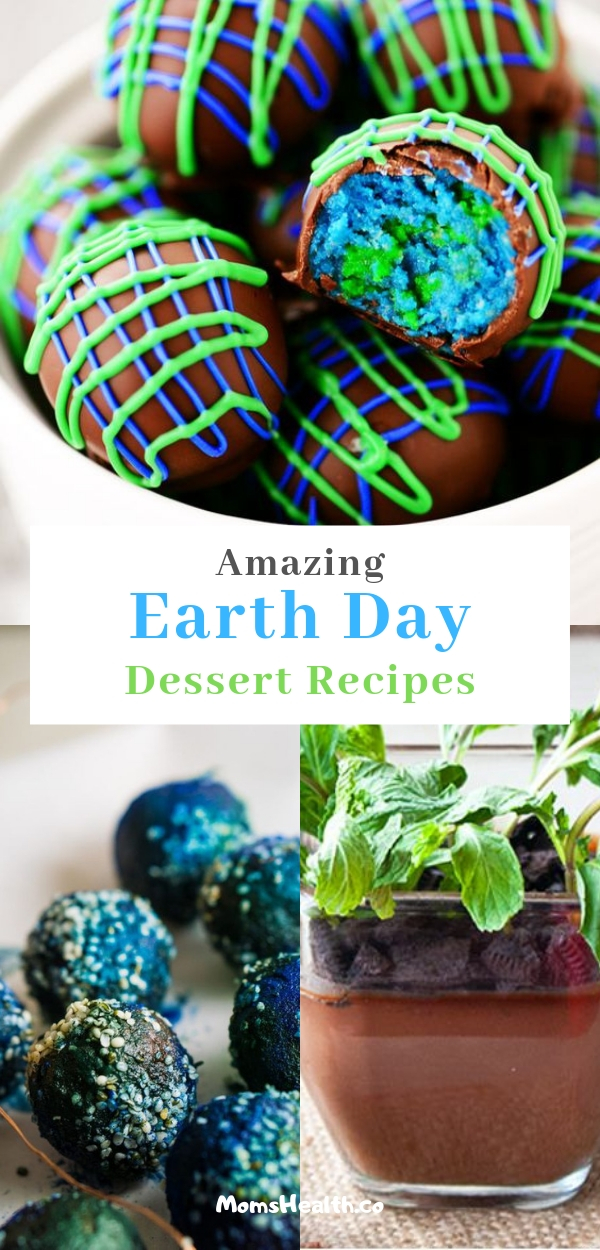 Looking for some inspirational Earth Day Food Ideas for Kids? I have a great collection of snacks and Earth day desserts for a great party!