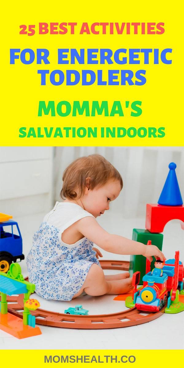 Toddler Activities at Home Indoor
