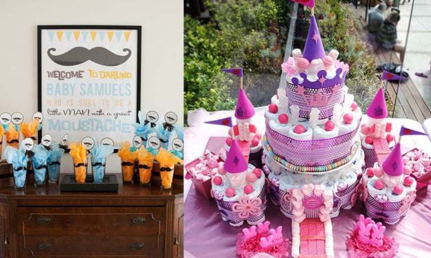 How To Throw a Baby Shower on a Budget Cheap Baby Shower Ideas