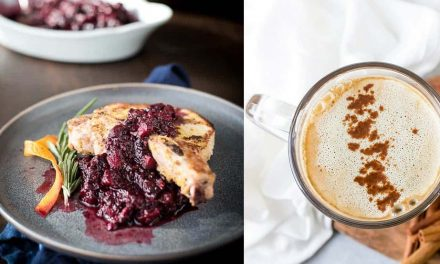 15 Easy & Healthy Fall Recipes – Comfort Food Ideas & Healthy Desserts