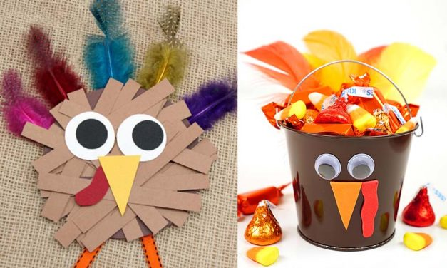 15 Best Thanksgiving Crafts for Kids – Easy DIY Projects Under 30 Minutes