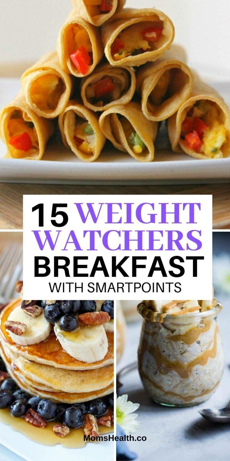 15 Best Weight Watchers Breakfast Recipes with SmartPoints
