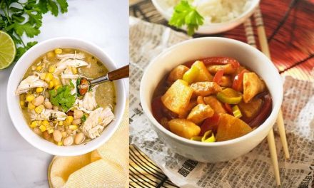 Weight Watchers Soup Chicken & Vegetables – Freestyle Soup Recipes