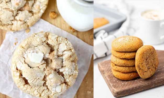 Best Fall Cookies Recipes – 15 Decorated Healthy and Easy Recipes Cookies for Fall