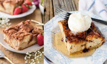 15 Easy Christmas Breakfast Recipes – Make Ahead Overnight Healthy Recipes
