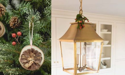 15 Best Christmas Decorations Made From Natural Materials